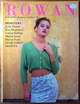 Rowan Magazine, Number 19