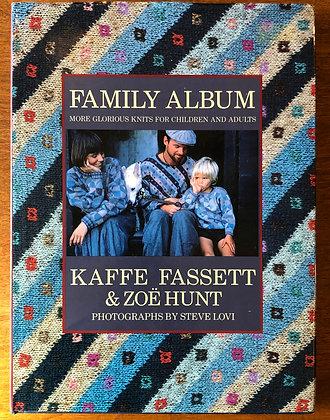 Kaffe Fassett, Family Album