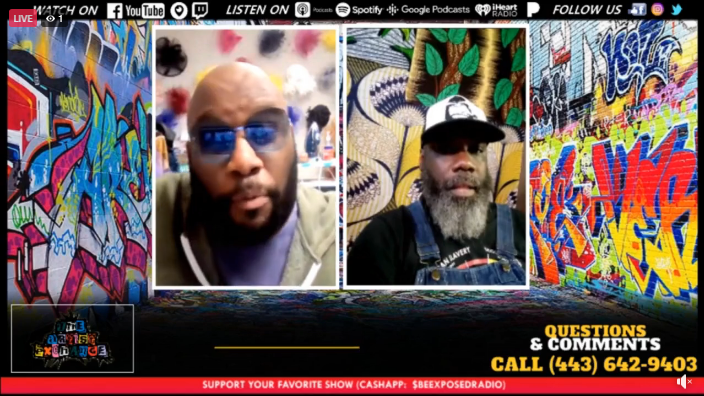 (VIDEO) THE ARTIST EXCHANGE (10/22/2021) (LIVE)