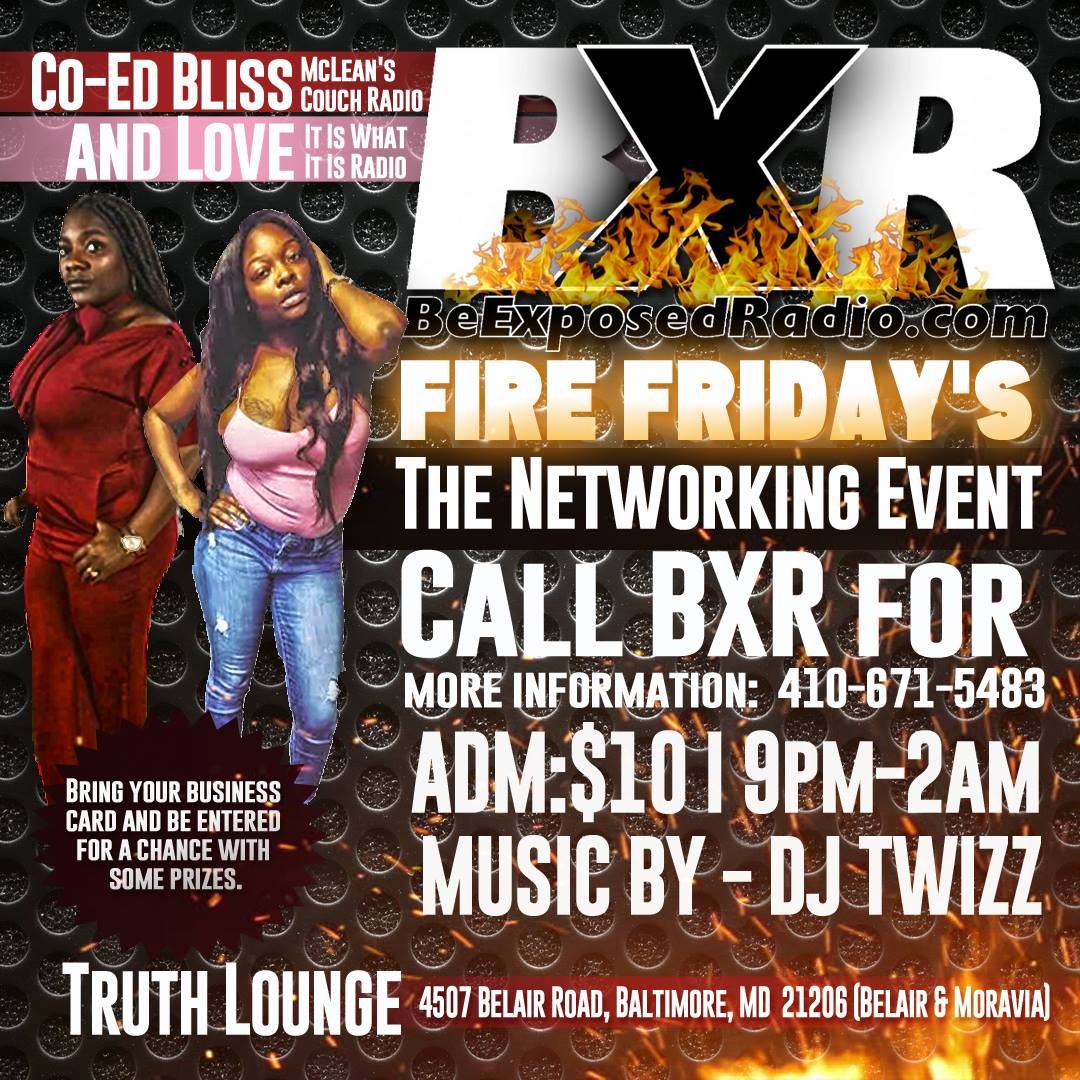 Fire Fridays @ Truth Lounge