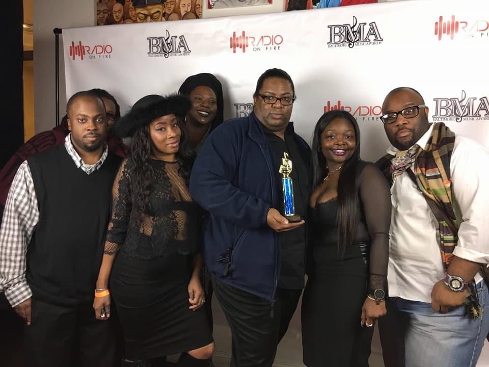 2017 Baltimore Music Award