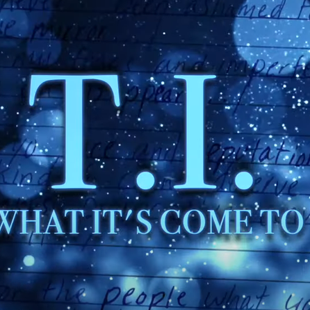 """New Music:  T.I. """"What It's Come To"""""""
