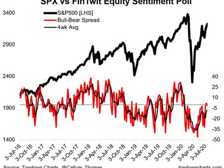 Twitter Survey Bulls vs Bears: divided we stand...