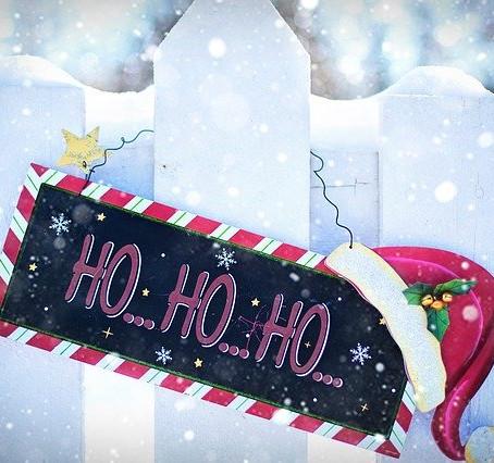 Go Go Go or Ho Ho Ho?