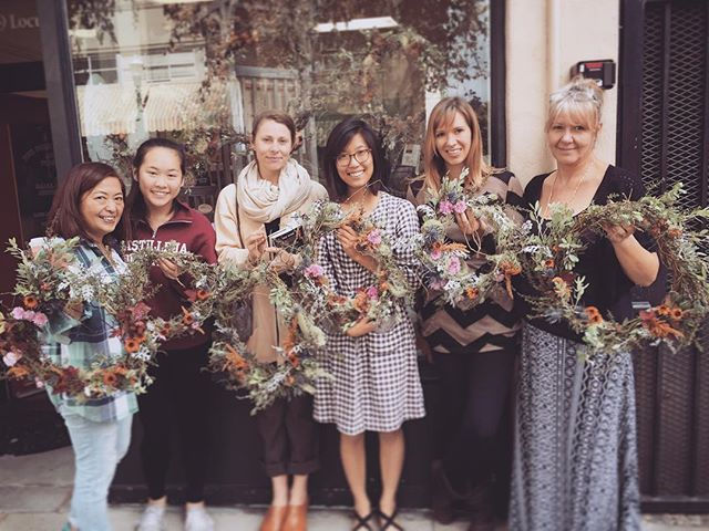 Flower Crowns - Los Altos Farmer Market