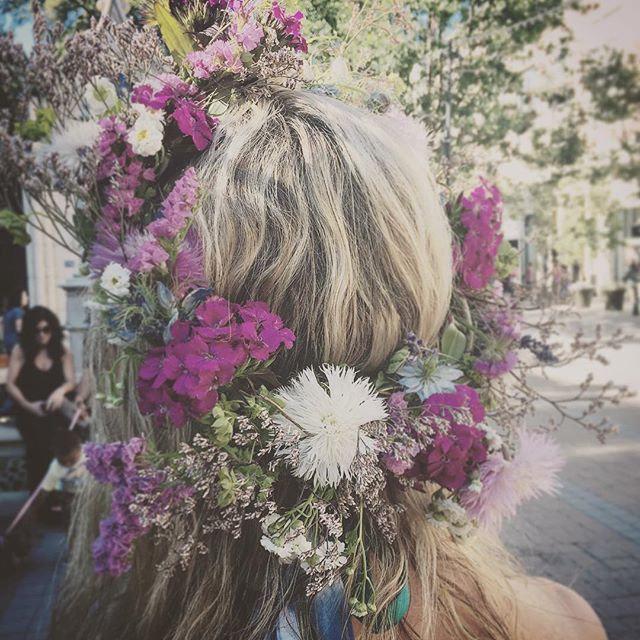 Flower Crowns -Feast It Forward