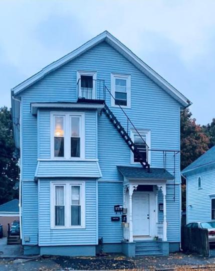 20 Alverson Avenue , Providence, RI 02909