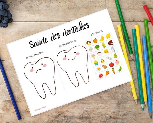Saúde dos Dentinhos
