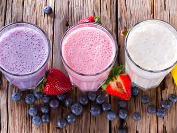 Smoothies proteicos - 10 receitas