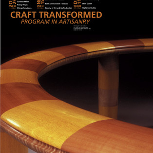 Craft Transformed Exhibition