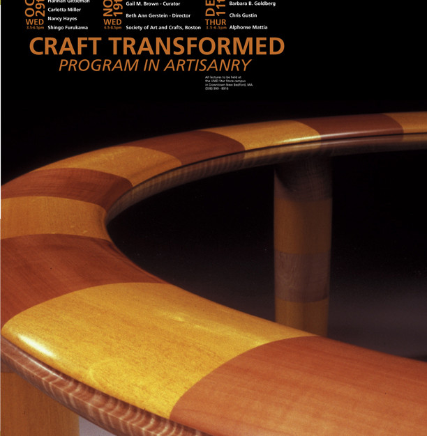 Craft Transformed Exhibition