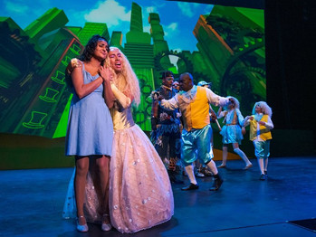 SUNNYVALE COMMUNITY PLAYERS CLOSE OUT THEIR GOLDEN ANNIVERSARY WITH THE WIZ
