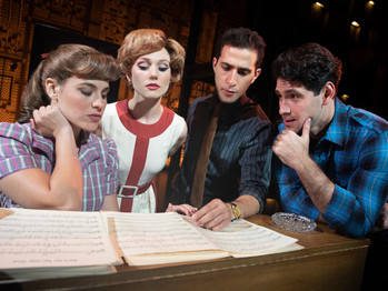 SHN WELCOMES BACK BEAUTIFUL - THE CAROLE KING MUSICAL WITH A SHINING PRODUCTION THAT IS 'SOME KIND O