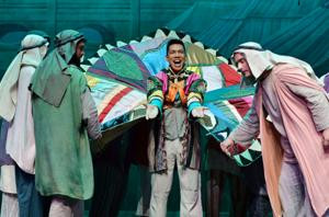 THE POP MUSICAL 'JOSEPH AND THE AMAZING TECHNICOLOR DREAMCOAT' CLOSES TRI VALLEY REPS 36TH SEASON
