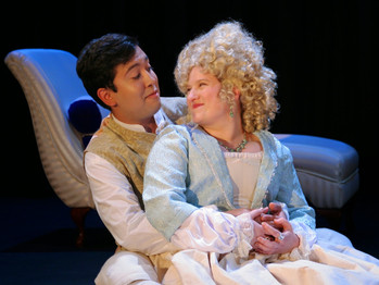 DMT's Production of CANDIDE raises the bar for the Hayward Ca. Company