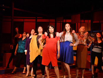 TOWN HALL THEATRE COMPANY ENDS THEIR 74TH SEASON WITH 'WOMEN ON A VERGE OF A NERVOUS BREAKDOWN'