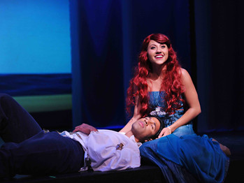 GO UNDER THE SEA WITH THE PALO ALTO PLAYERS' 86TH SEASON OPENER 'THE LITTLE MERMAID'