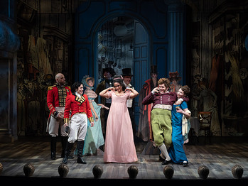 'VANITY FAIR' IS A FUN CARNIVAL RIDE TO THE TOP OF LONDON SOCIETY