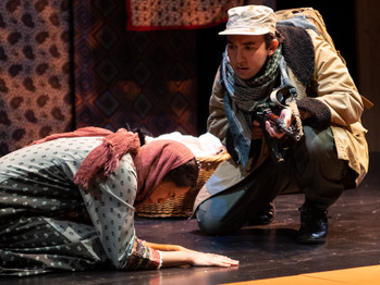BRECHT'S CHILLING POST WAR FAIRY TALE EXPLORES AN IMPERFECT WORLD