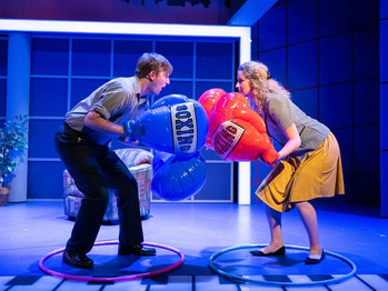 """YOUR SUMMER WISH """"BIG THE MUSICAL"""" IS NOW ON STAGE AT THE BERKELEY PLAYHOUSE"""