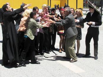 An Alfresco Musical Adventure TIMON! - The Musical