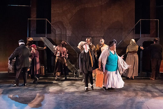 THE RELEVANT MUSICAL 'RAGTIME' STILL HOLDS STRONG WITH