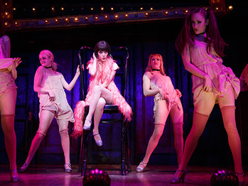 ROUNDABOUT'S CABARET IS TIMELY AND POWERFUL - CELEBRATE THE KIT KAT KLUB'S 50TH YEAR!