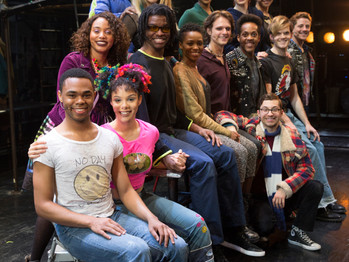 RENT CELEBRATES ITS 20TH ANNIVERSARY - AND JONATHAN'S SPIRIT LIVES ON