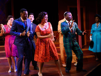 HOT MIKADO BRINGS 40'S POP AND SWING TO 42ND STREET MOON