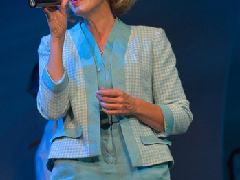 "West Coast premiere of ""Tenderly The Rosemary Clooney Musical"" at Center Rep"
