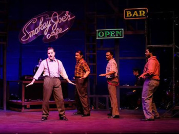 THE HITS KEEP COMING THIS SPRING  AS TRI VALLEY REP  OPENS 'SMOKEY JOE'S CAFE'