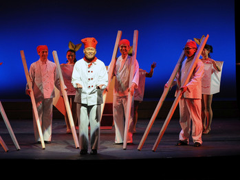 FLOWER DRUM SONG BRINGS A STUNNING DIVERSE CAST TO THE PALO ALTO PLAYERS SEASON CLOSER