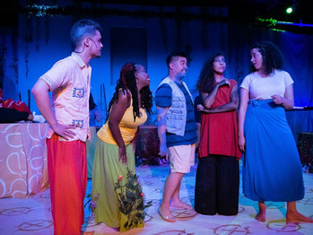 """CCCT ENDS THEIR STUNNING 59TH SEASON WITH """"ONCE ON THIS ISLAND"""""""