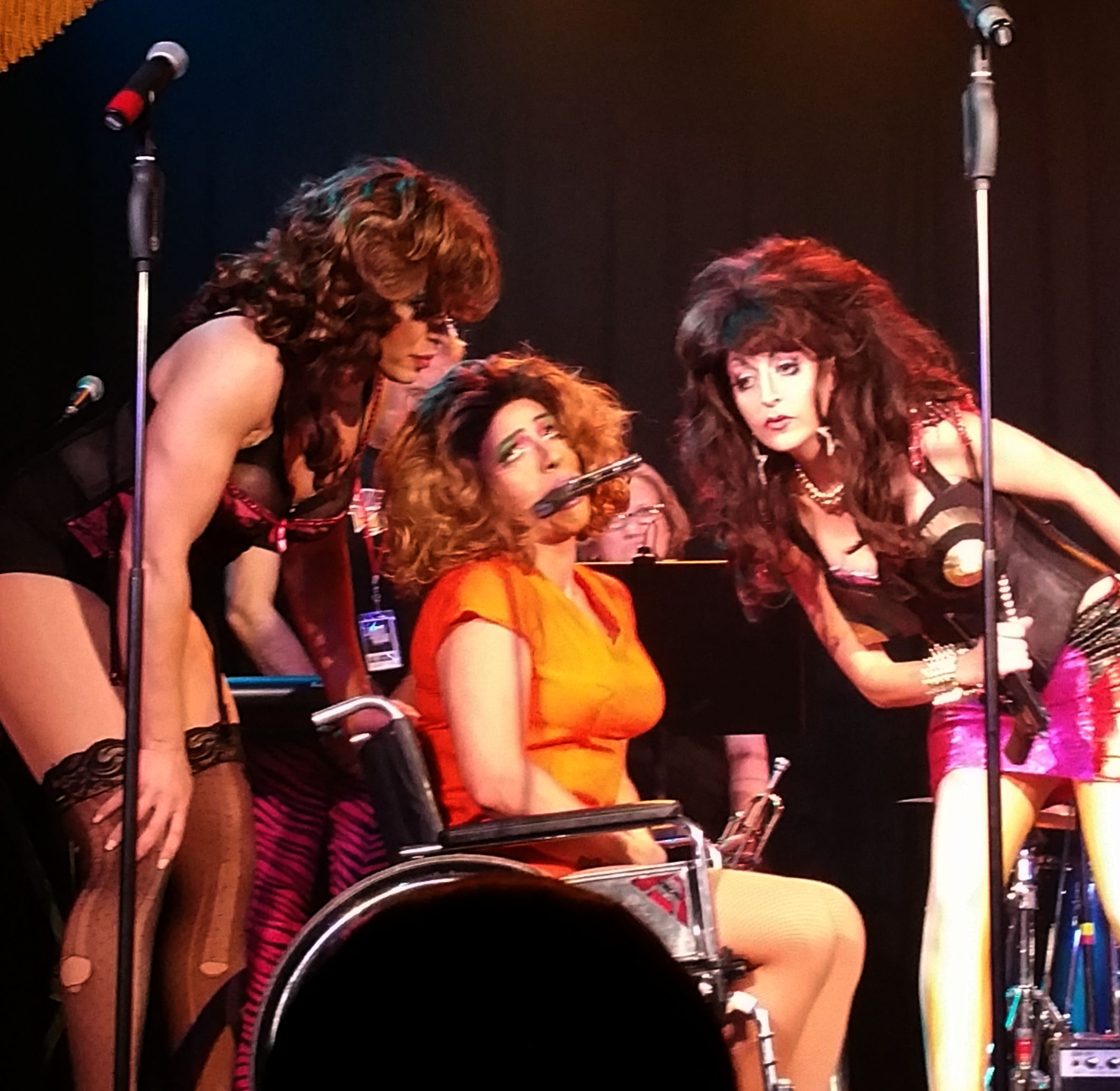 Beneath The Valley Of The Ultra Vixens Watch a rocking night of heels, wiggs, hairspray and dolls, d'arcy