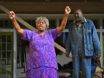 THE MISSISSIPPI RIVER IS ALIVE AT THE BERKELEY REPERTORY