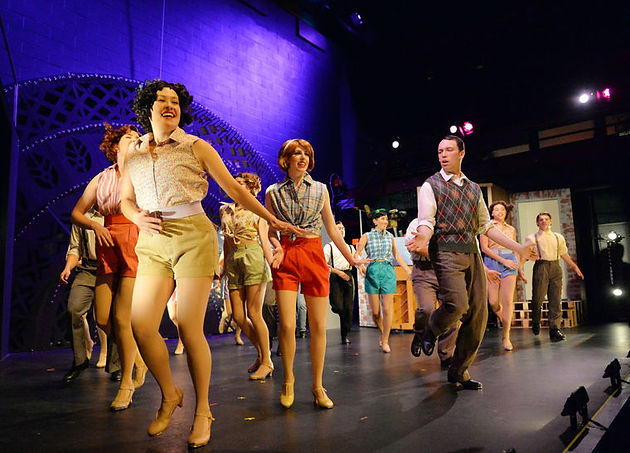 42ND STREET' DELIVERS BROADWAY RAZZLE DAZZLE AS BAM OPENS