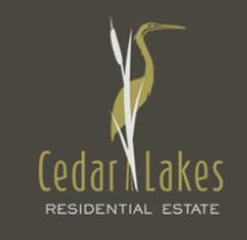 Ceder Lakes