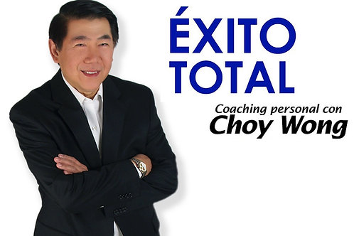 EXITO TOTAL COACHING CON CHOY WONG MIA-FLL Feb 9-10