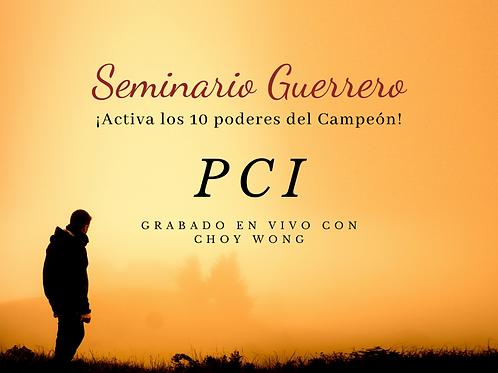 PCI - SEMINARIO GUERRERO I