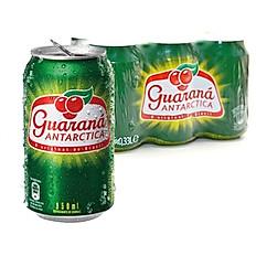 Guaraná Antarctica Pack of 6