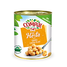COMPAL Chick Peas 845gr