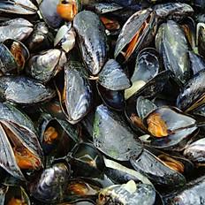 Mussels 120Gr