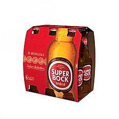 Super Bock Pack of 6