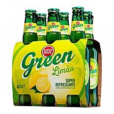 Super Bock Green Pack of 6