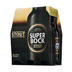 Super Bock Stout Pack of 6