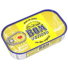 Bom Petisco Tuna 200gr