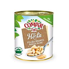 Compal  White Beans 845gr