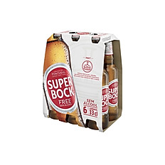 Super Bock Non-Alcoholic Pack of 6