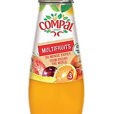 Compal Nectar Multifruit/ Orange/ Pineapple/ Peach/ Apple/ Passionfruit/ Red Fruits 200Ml