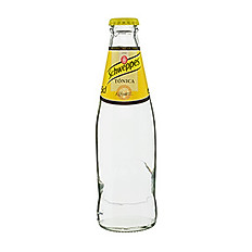 Schweppes Tonic Water 200Ml Bottles